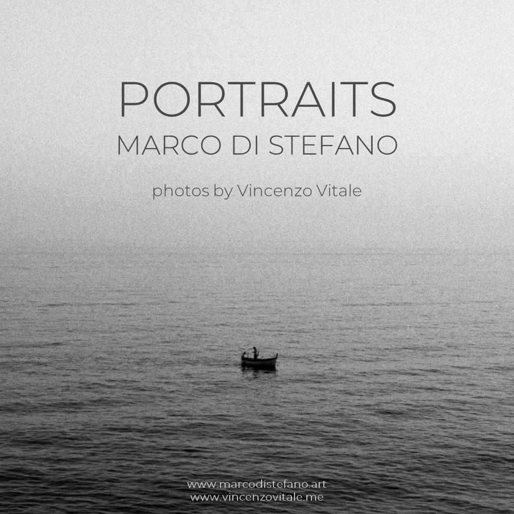 Portraits album Marco Di Stefano